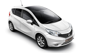 Rent a Car in Paros NISSAN NOTE