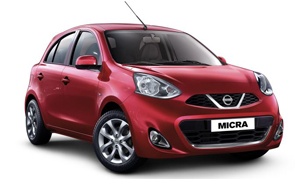 Rent a Car in Paros NISSAN MICRA